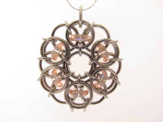 Pink-glass-pendant